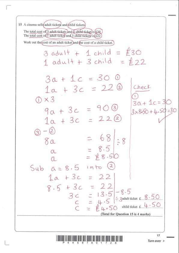 Lisa worksheet