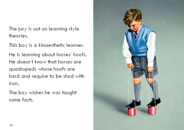 The Ladybird Book of Edu-Twitter