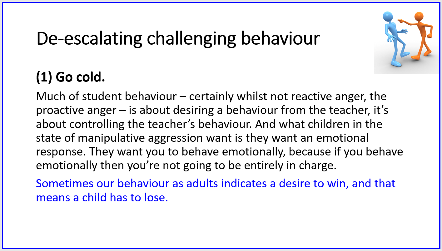 Challenging Behavior And Impact On >> This Much I Know About Behaviour Management Flattening The Grass